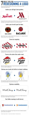 """When you redesign a logo, look to these examples as object lessons. Learn to emulate the positives and avoid the horrible missteps that """"redesigners"""" have already made."""